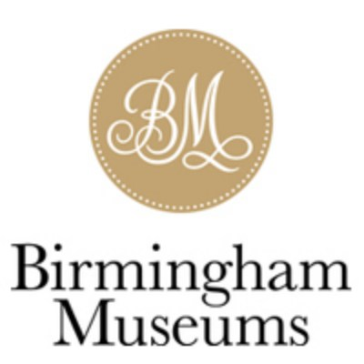 Birmingham Museums Trust logo