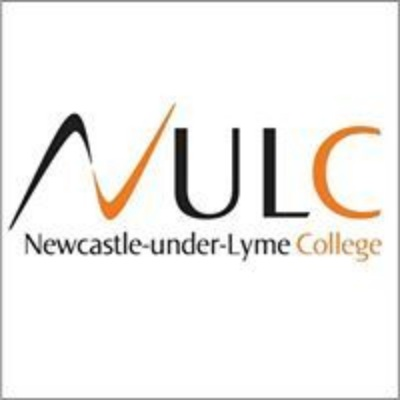 Newcastle-Under-Lyme College logo