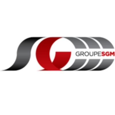 Logo Groupe SGM