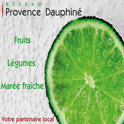 Logo PROVENCE DAUPHINE