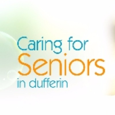 Logo Caring For Seniors in Dufferin Inc.