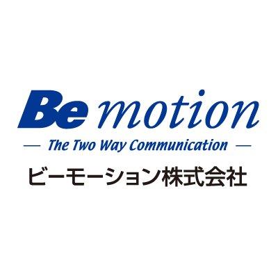 ビーモーション株式会社のロゴ