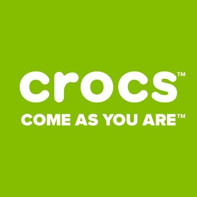 Logo van Crocs