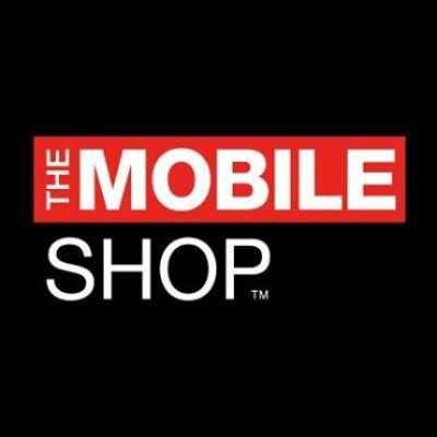 The Mobile Shop logo