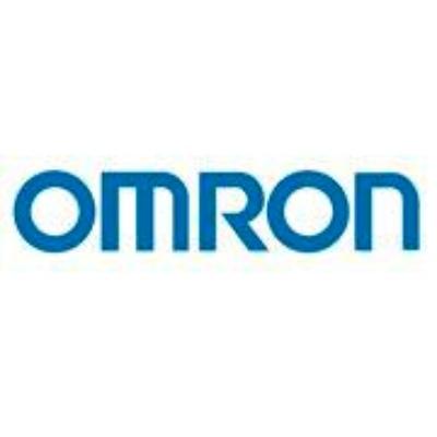 logotipo de la empresa Omron