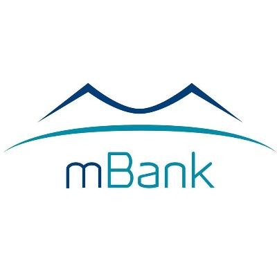 Logo firmy - MBANK