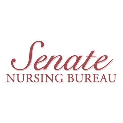 Senate Nursing Bureau logo