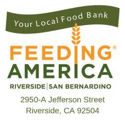 Feeding America Riverside San Bernardino logo