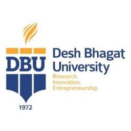 Desh Bhagat University logo