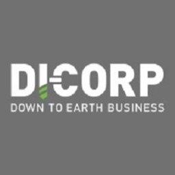 Di-Corp logo