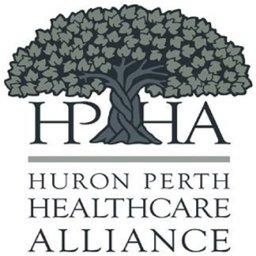 HURON PERTH HEALTHCARE ALLIANCE logo