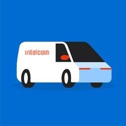 Intelcom company logo