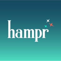 hampr Inc. logo