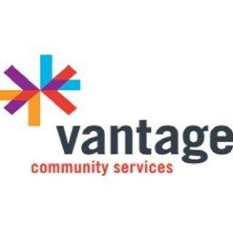 VANTAGE COMMUNITY SERVICES logo