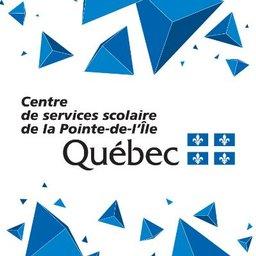 Logo Centre de services scolaire de la Pointe-de-l'Île