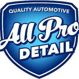 All Pro Detail logo