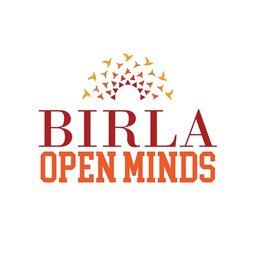 Birla Open Minds International School logo