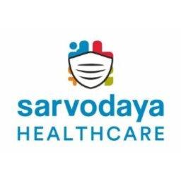 Sarvodaya Hospital logo