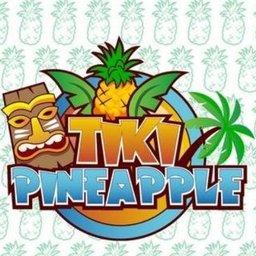 Tiki Pineapple of Michigan logo