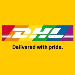 logotipo de la empresa DHL