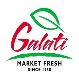 GALATI MARKET FRESH logo