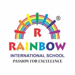 Rainbow International School company logo