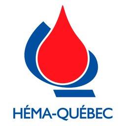 Logo Héma-Québec