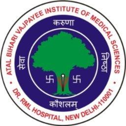 Dr. Ram Manohar Lohia Hospital logo