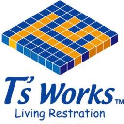 (株)ティーエスワークスのロゴ