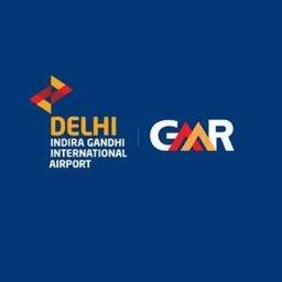IGI AIRPORT logo