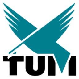 logotipo de la empresa TUM TRANSPORTISTAS UNIDOS MEXICANOS