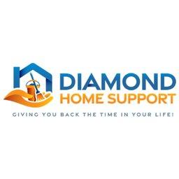 Diamond Home Support logo