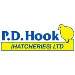 P.D. Hook logo