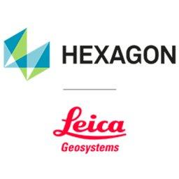 Leica Geosystems AG - Part of Hexagon logo