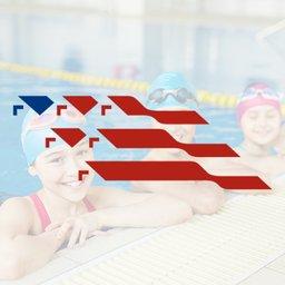 Teach America To Swim logo