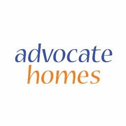 Advocate Homes logo