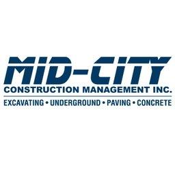 Mid-City Construction Management logo