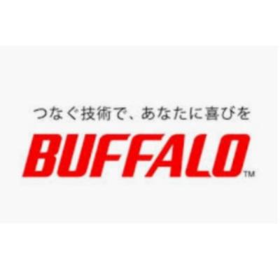 株式会社バッファローのロゴ