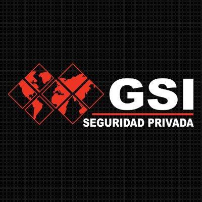 logotipo de la empresa GSI Seguridad Privada
