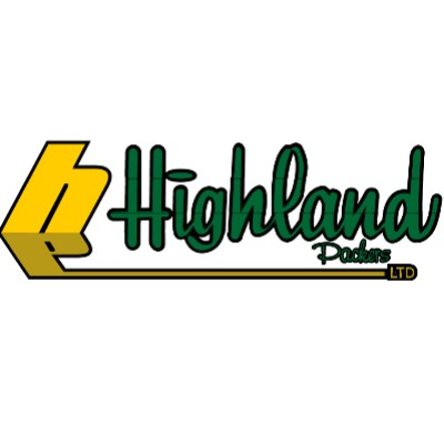 Logo Highland Packers
