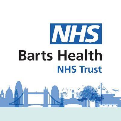 Barts Health NHS Trust logo