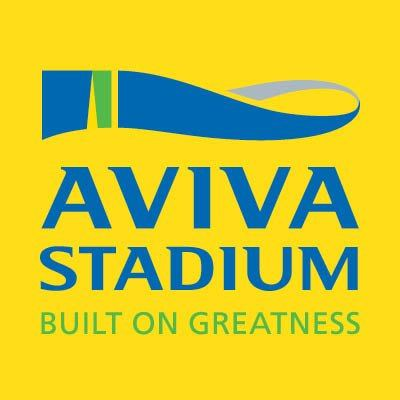 Aviva Stadium logo