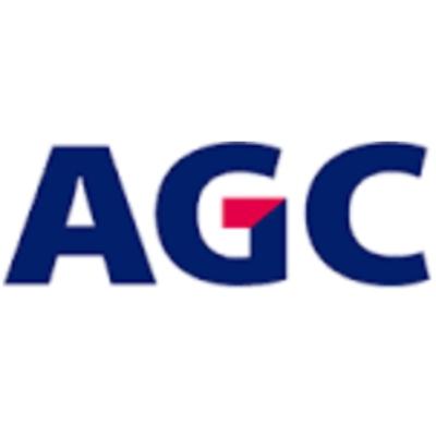 AGC株式会社のロゴ