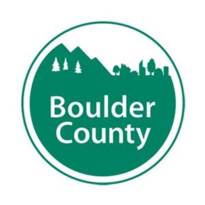 Boulder County, CO logo
