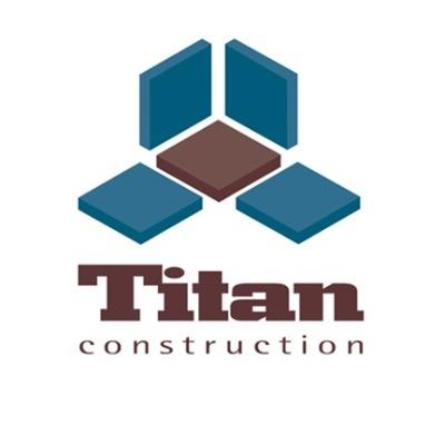TITAN CONSTRUCTION logo