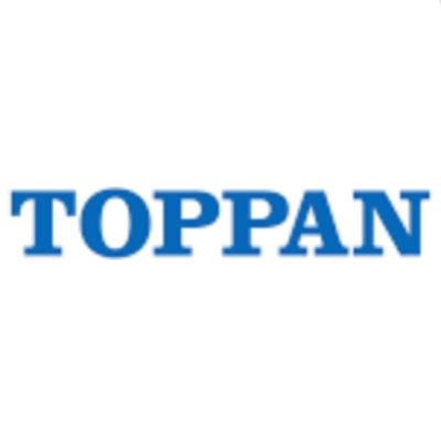 凸版印刷株式会社のロゴ