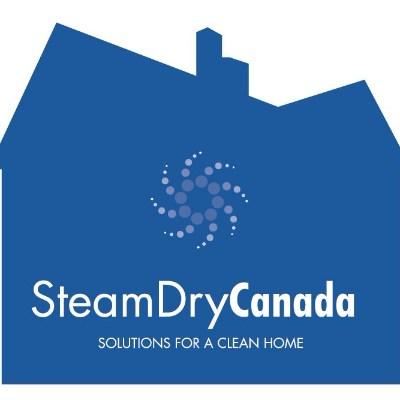 Logo Steam Dry Canada