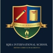 Iqra international school logo