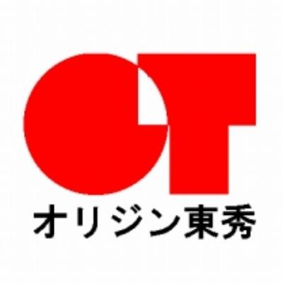 オリジン東秀株式会社のロゴ