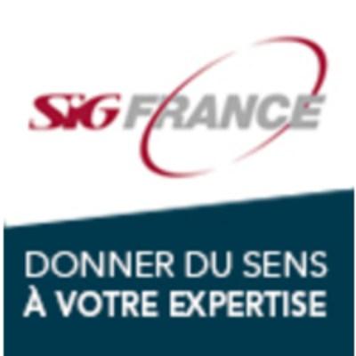 Logo Groupe SIG France